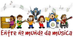 MSICA - A VIDA  UMA FESTA!