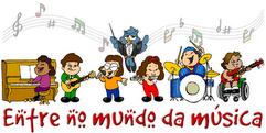 MÚSICA - A VIDA É UMA FESTA!
