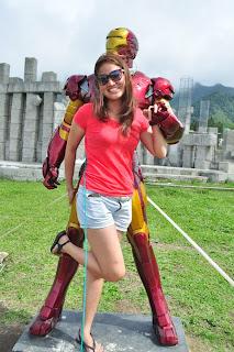 Campuestohan Iron Man