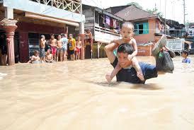 Tips Cegah Penyakit Ketika Banjir