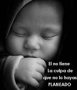 No abortes...