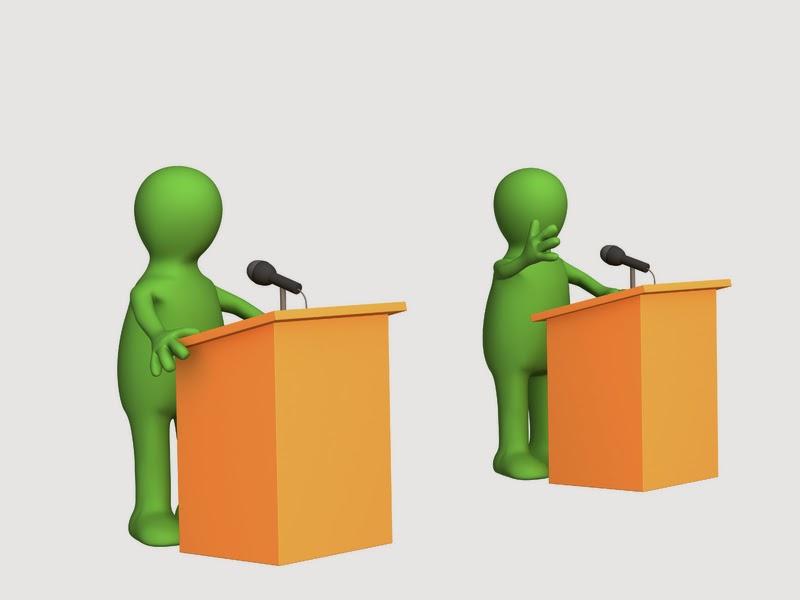 Link. Debate doutrinário com um espírita.