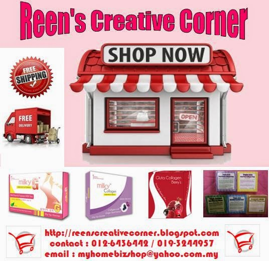 Reen's Creative Corner
