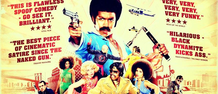 Phim Đặc Vụ Trả Thù VietSub HD | Black Dynamite 2009