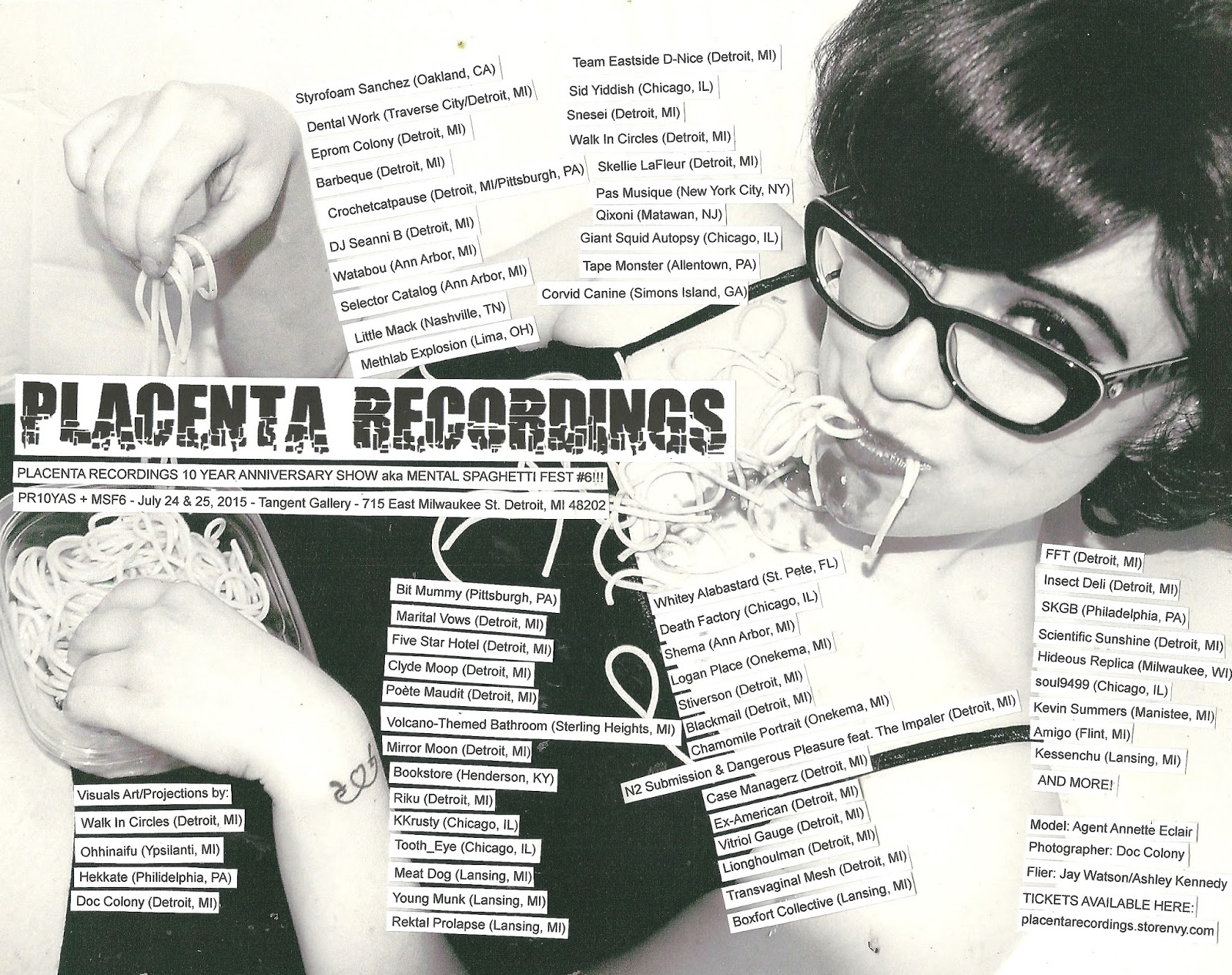 Placenta Recordings July 2015