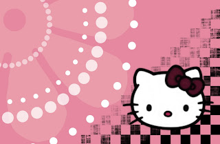Hello Kitty desktop wallpaper background 1600x1047