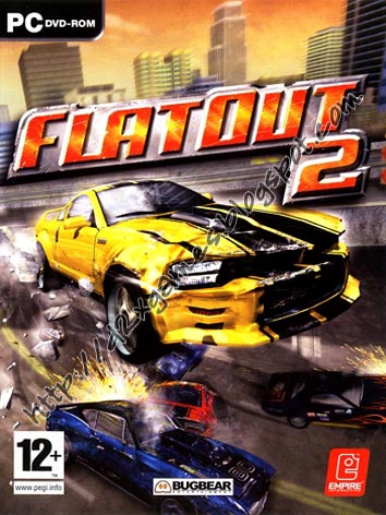 Free Download Games - Flatout 2