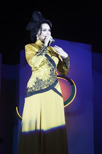 Dato' Siti Nurhaliza performs at Simplysiti Galanight