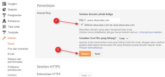 Domain Blog Tidak Bisa Di Akses Tanpa WWW