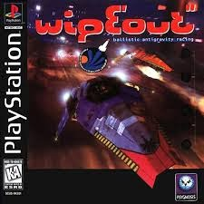 Wipeout - PS1 - ISOs Download