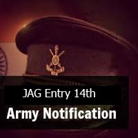 Indian Army JAG Entry 14th Course 2015