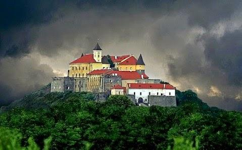 PALANOK CASTLE – Ukraine