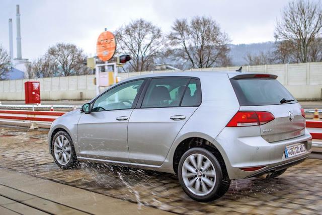 VW Golf 1.4 TSI Multilink + amortecedores adaptativos