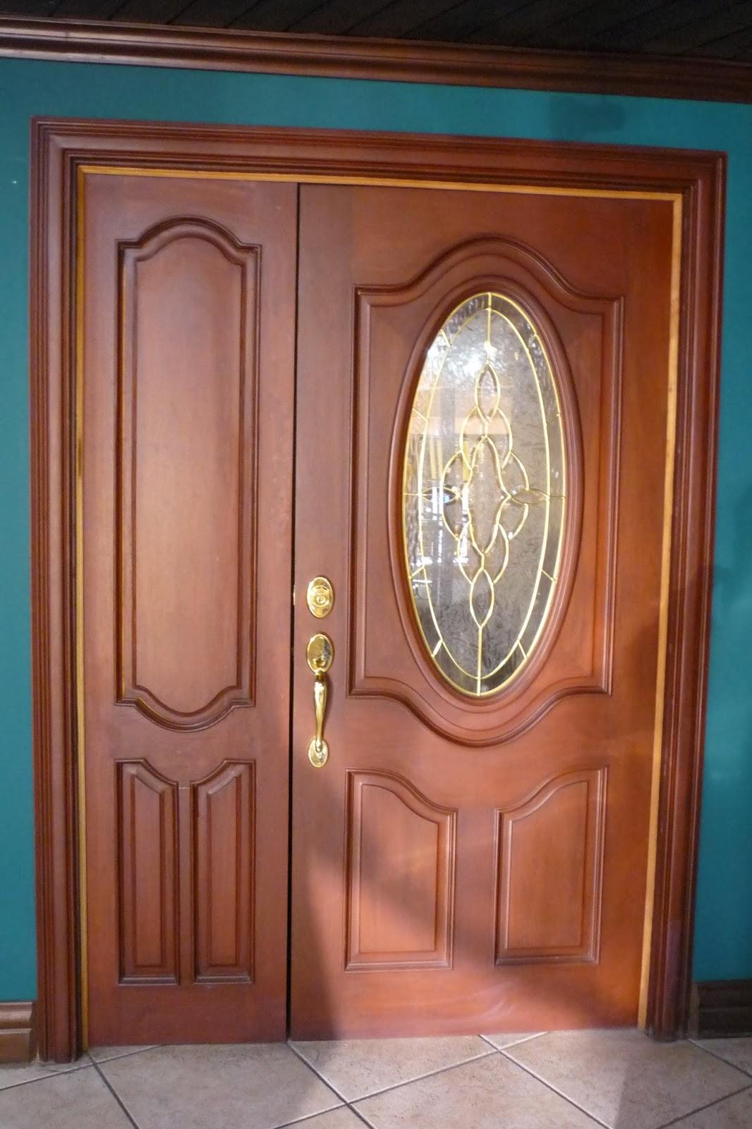 Puertas closet pisos laminados y maderas puertas for Puertas de cristal para entrada principal