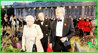 The Queen and celebrities have celebrated her Diamond Jubilee