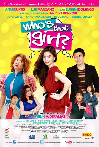 Who's That Girl? (2011)