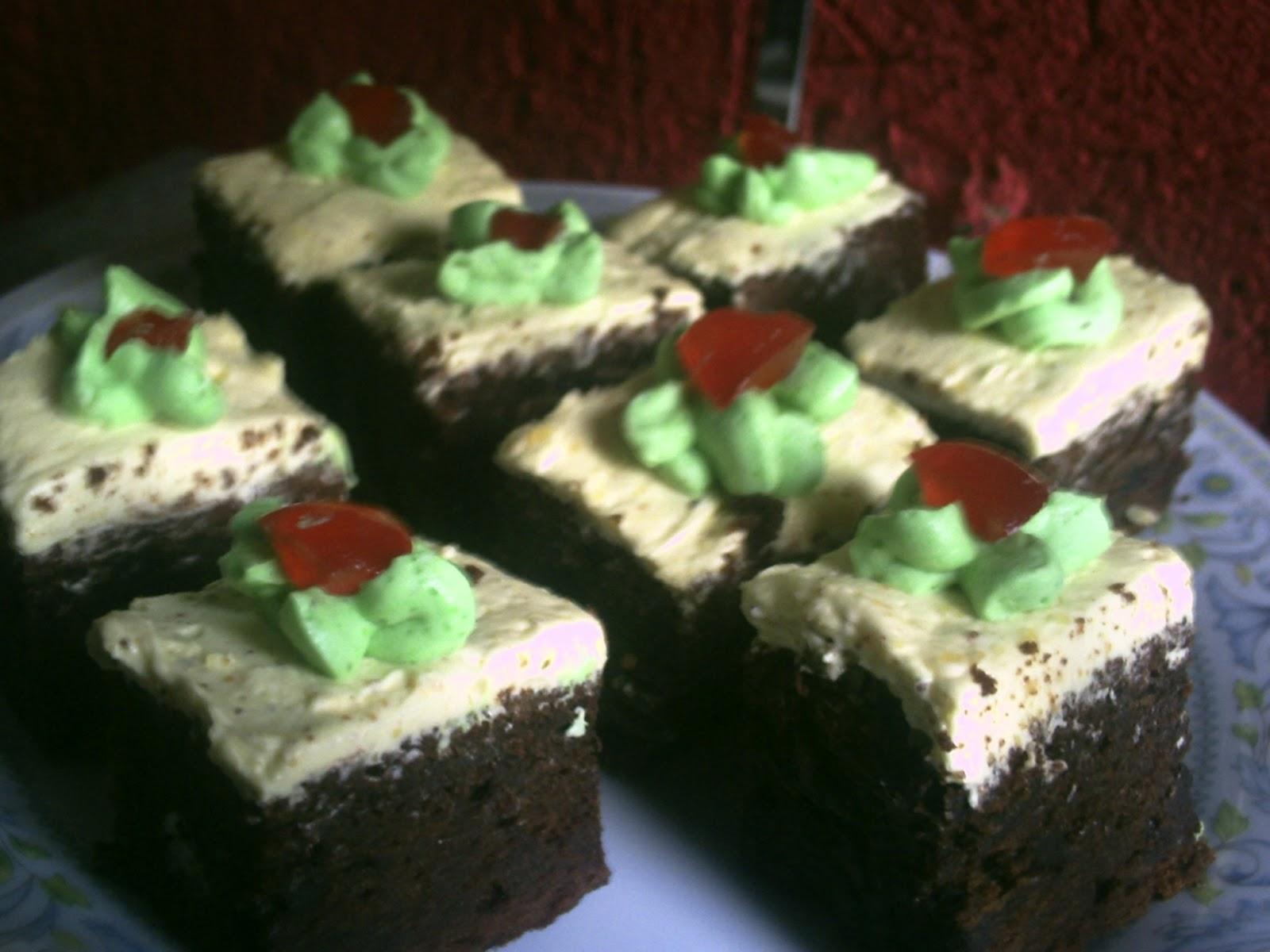 resep cake cokelat