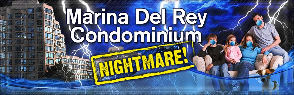 Nightmare at Marina Del Rey Condominium, Toronto