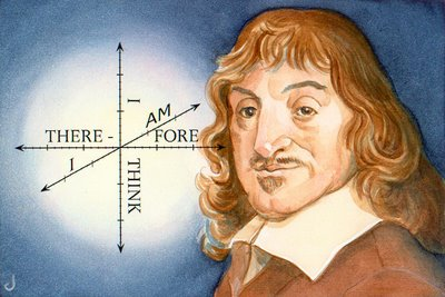an analysis of the method of doubt by rene descartes a french philosopher French philosopher and mathematician rené descartes is known for the cartesian coordinate system named after him, allowing reference to a point in space  rene descartes, discours de la methode (1637)  dr richard brown on descartes' method of doubt.