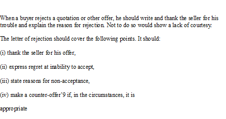 Acceptance Of Quote Letter Example