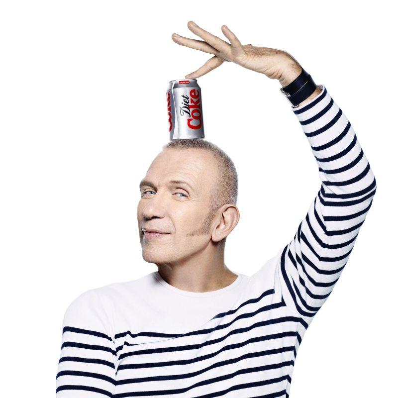 jean pauò gaultier coca cola ligth