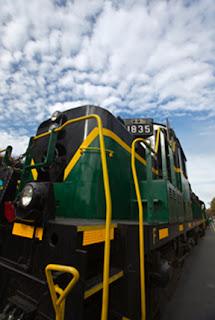 Train car Jack Aiello
