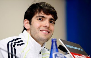 Kaká quiere seguir con su vida en Madrid