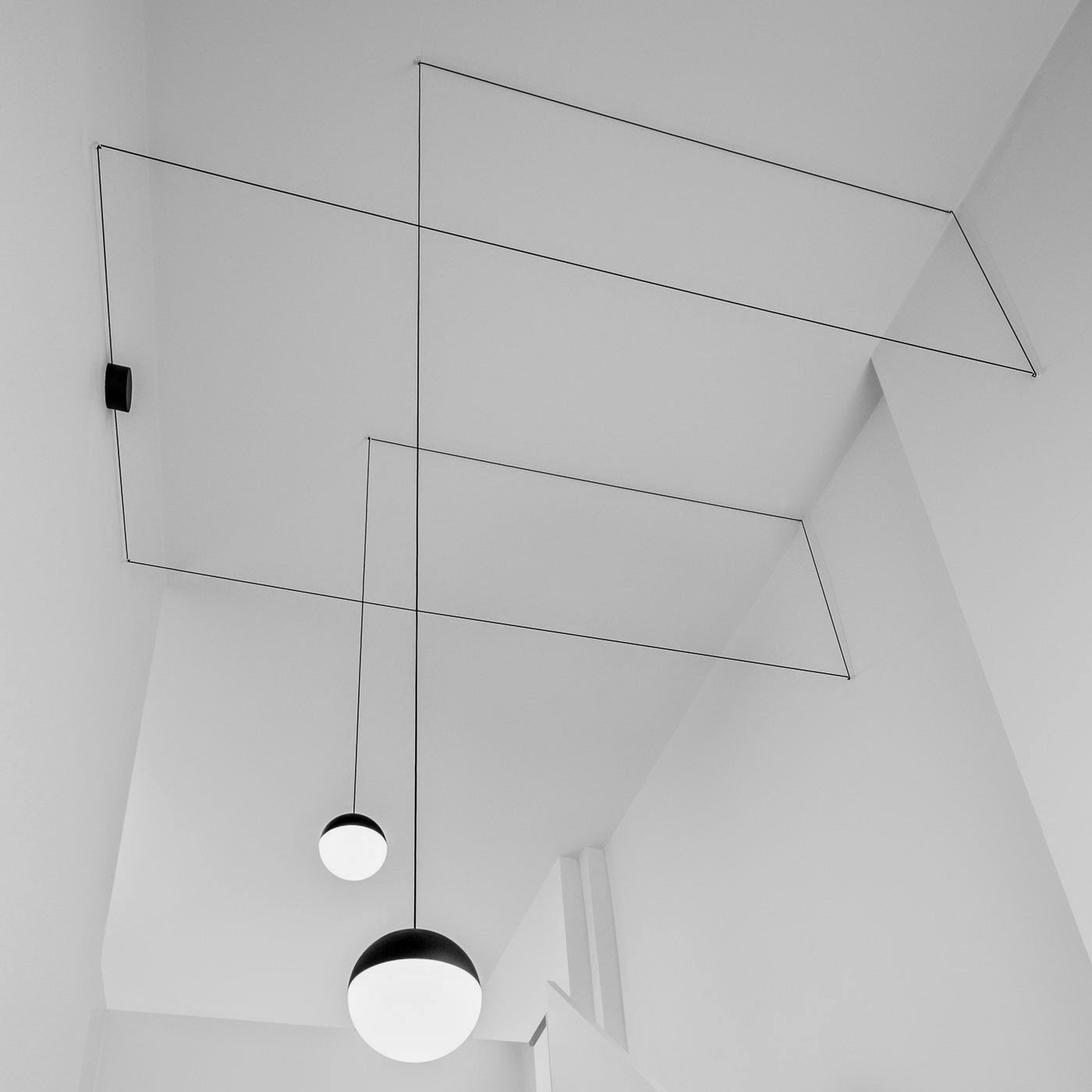 flos string lights von michael anastassiades