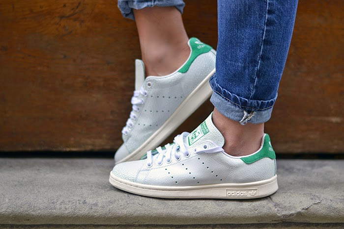 adidas stan smith cracklé