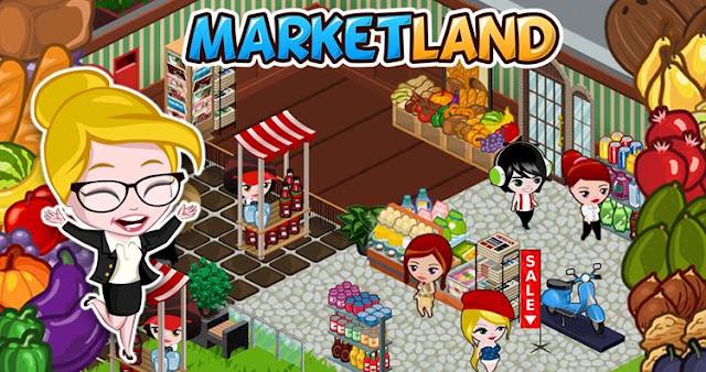 Cheat Hack Marketland Terbaru Agustus 2015 100% Working