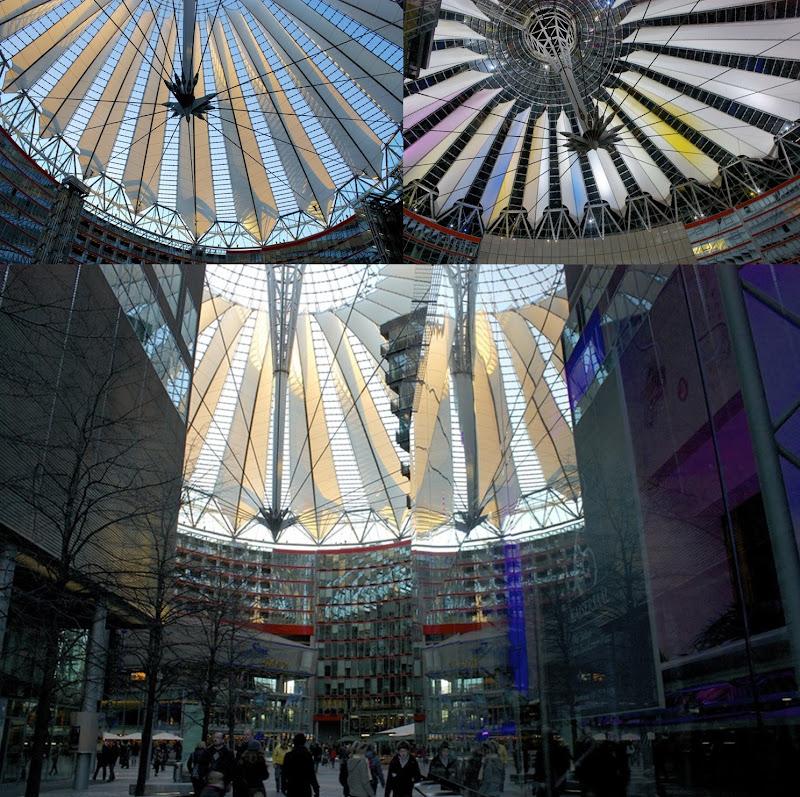 Sonycenter Postdamer Platz