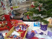 il mio primo mercatino a Cavaria 2010