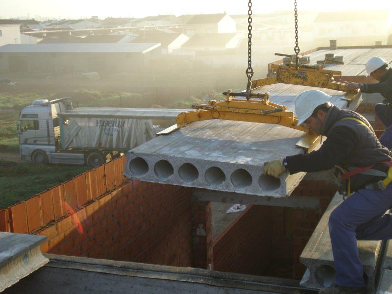 Forjados especiales en techos y tejados con placas - Planchas para tejados ...