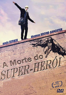 A Morte do Super-Herói - BDRip Dual Áudio