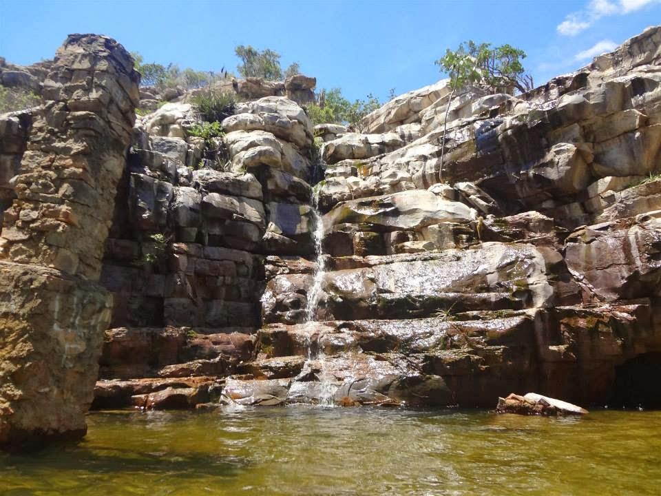 Barragem de Santo Inácio um dos principais pontos turísticos de Gentio do Ouro:
