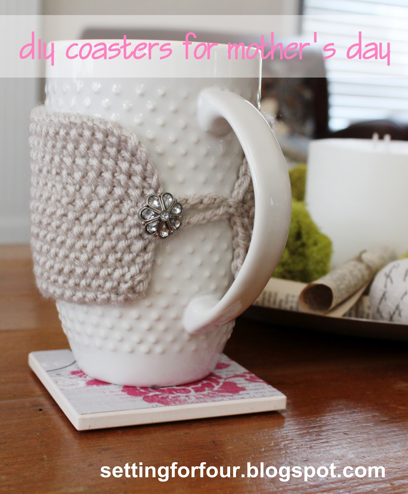 Mod podge diy christmas gift ideas