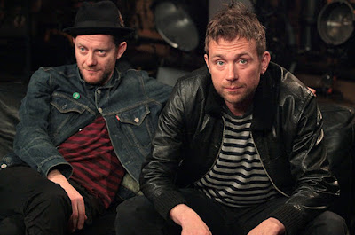 Damon Albarn working on New Gorillaz Album, Damon Albarn working on New Gorillaz Album 2015, jamie hewlett 2015, new gorillaz 2015, new gorillaz album, new gorillaz track,