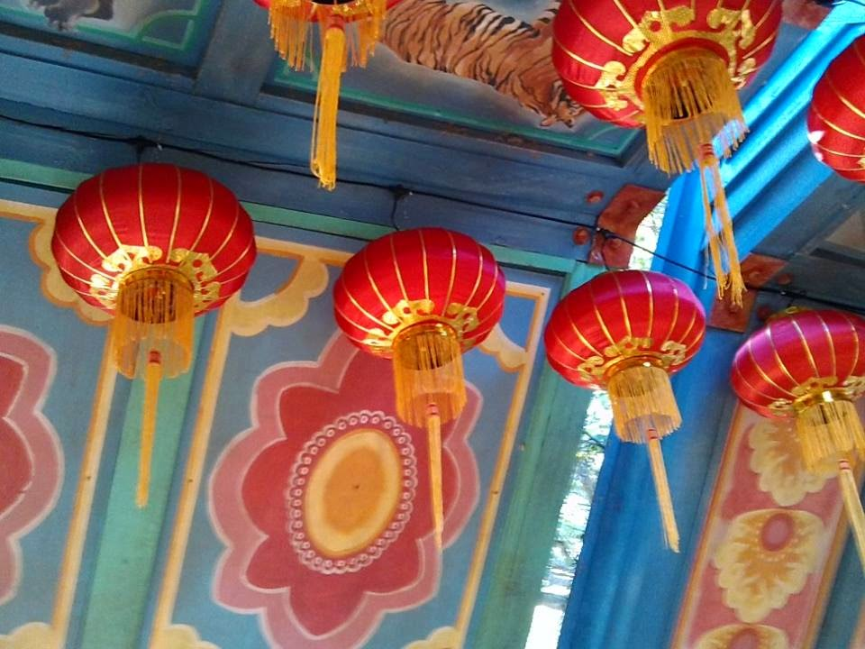 Traditional Chinese Lanterns.