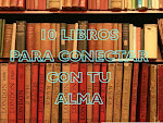 10 LIBROS PARA CONECTARTE CON TU ALMA