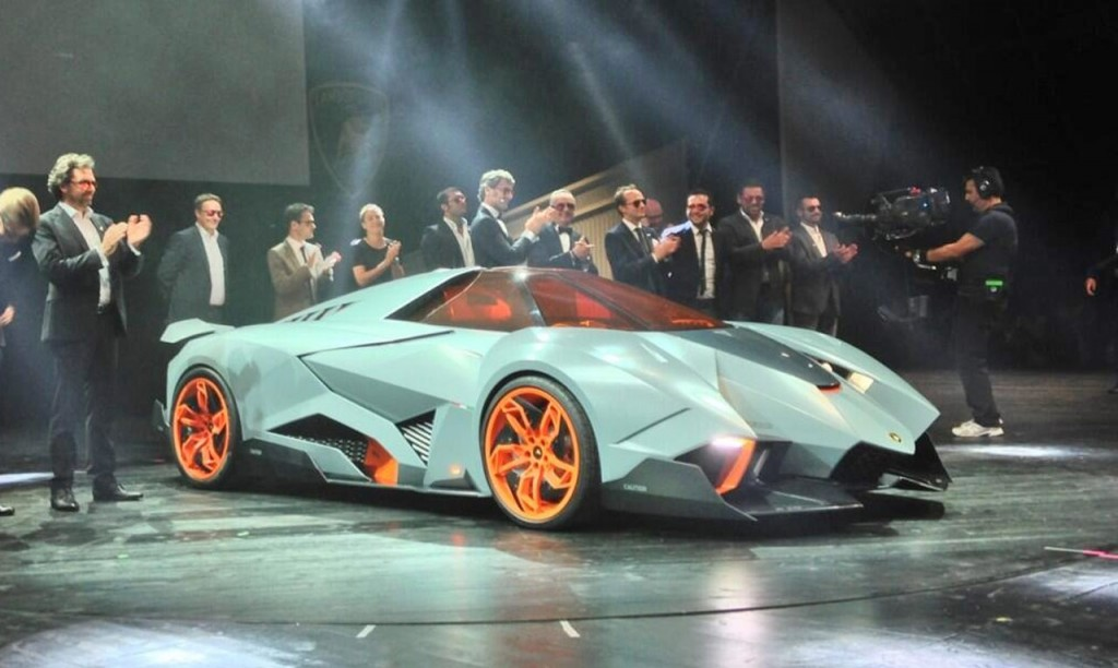 Carnation Auto Blog Lamborghini Egoista The Most Awesome Thing