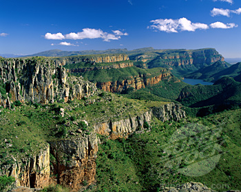 South Africa: Landforms