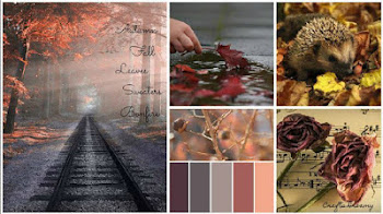 Challenge Crafts Dreamy - projects inspired by our moodboard