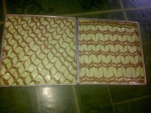 Resep Rollcake Pandan Model Batik ala Bunda Fitri Budianto