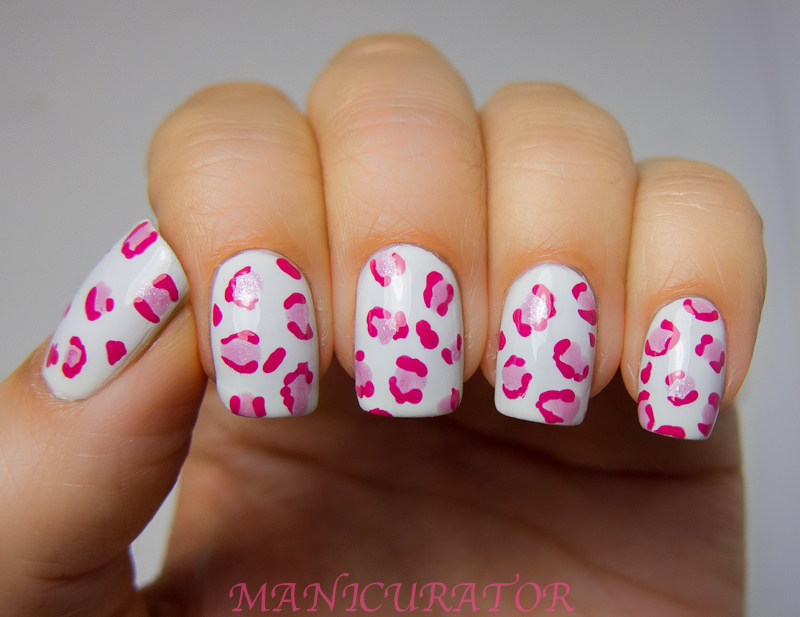 Leopard Nail Designs Pictures