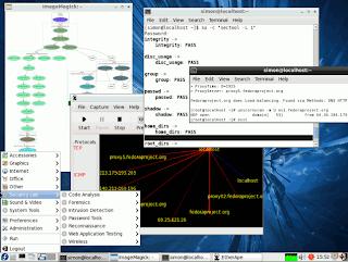 Fedora Security Lab