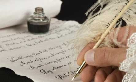 feather pen ink - writings - The Power & Legacy of Poetry