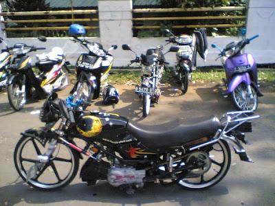 Motor Ceper