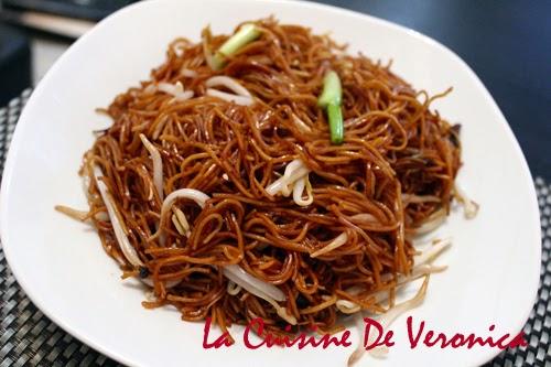 La Cuisine De Veronica 豉油皇炒麵