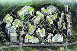 Kochi Cyber City Model