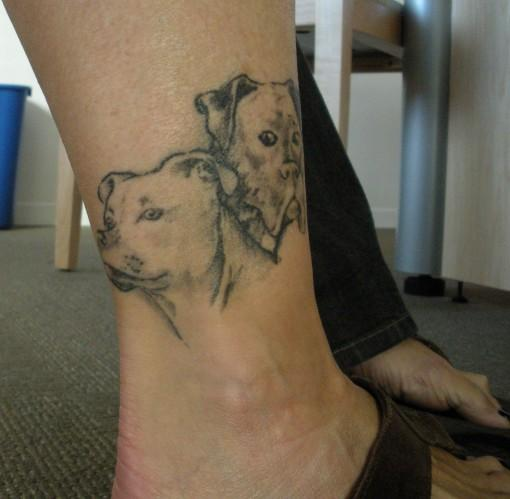 bjon1112 the ankle tattoos design 2012